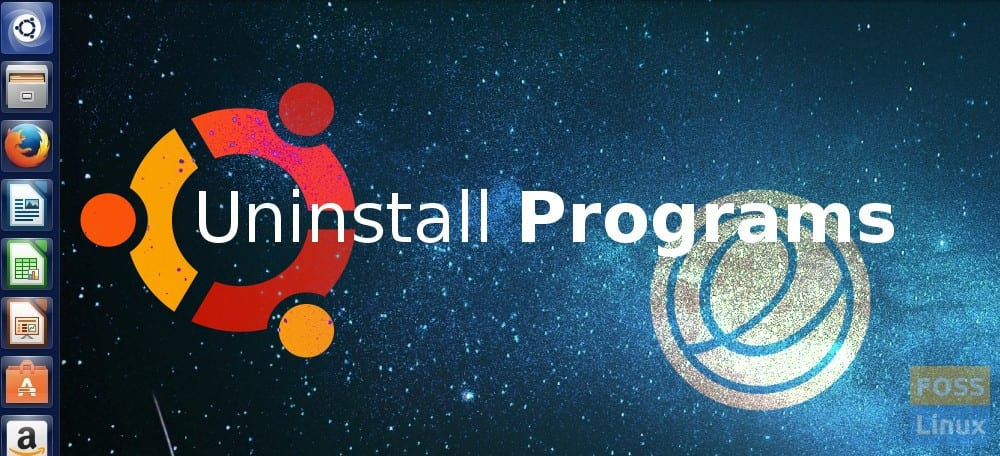 How to uninstall programs in elementary OS and Ubuntu - FOSS Linux