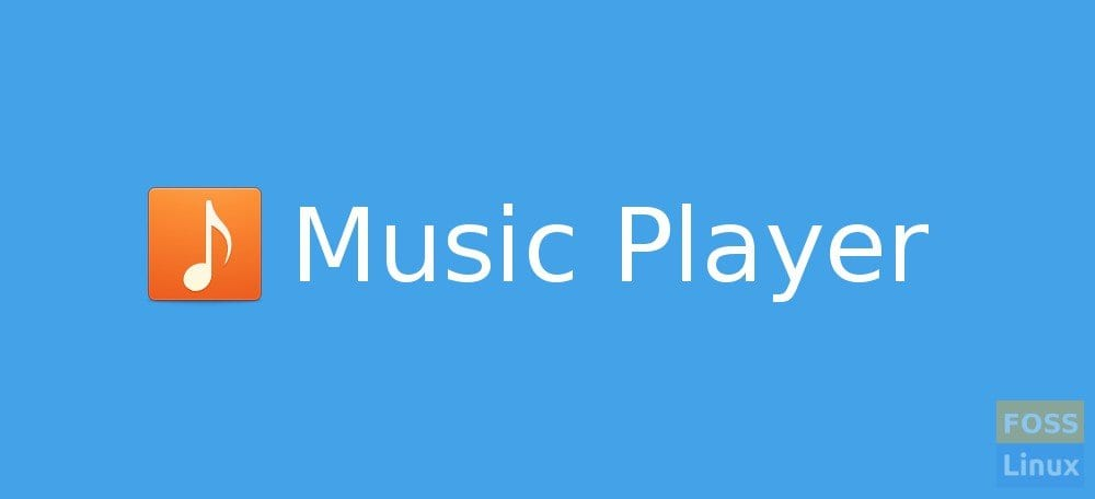 MUSIC PLAYER ELEMENTARY OS