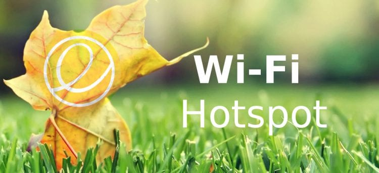 How to create Wi-Fi Hotspot in elementary OS