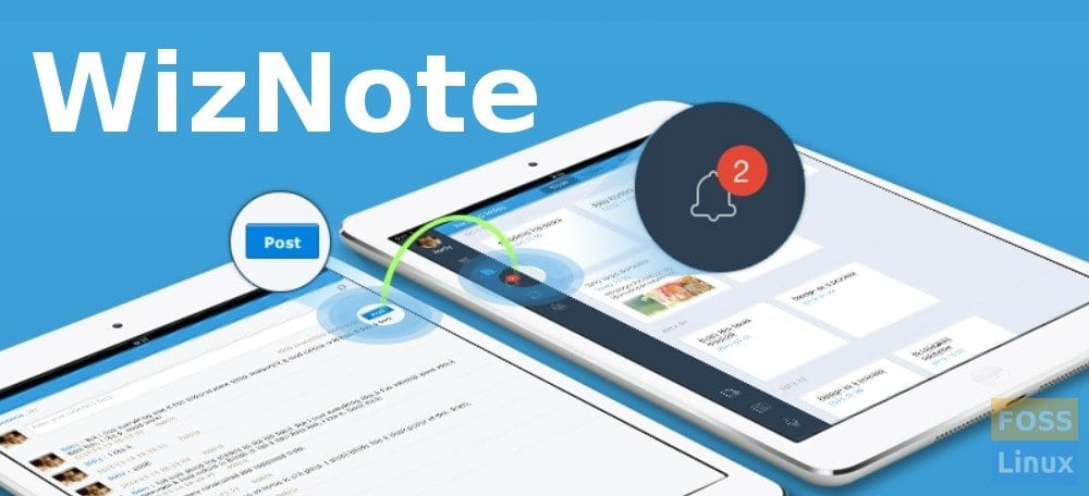 Evernote Alternatve -WizNote