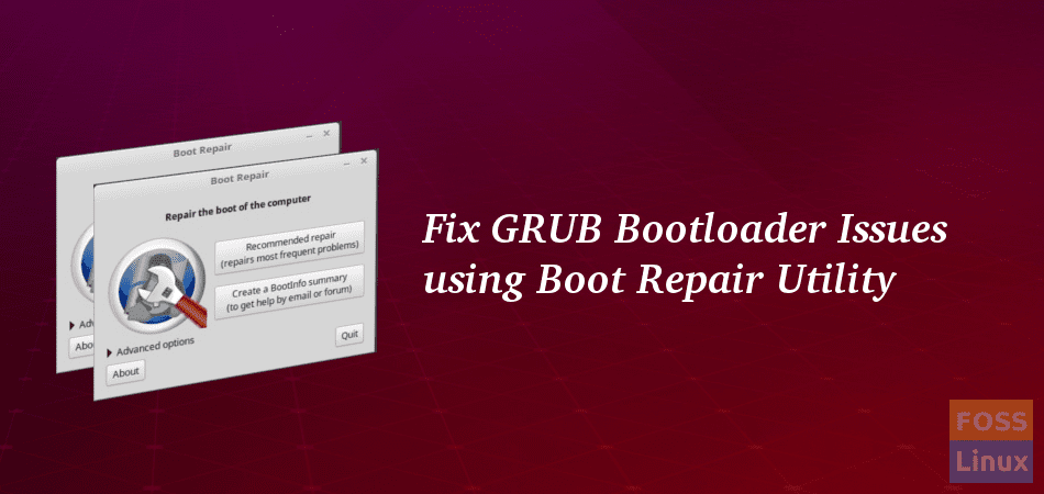 FIX BOOTLOADER ISSUES