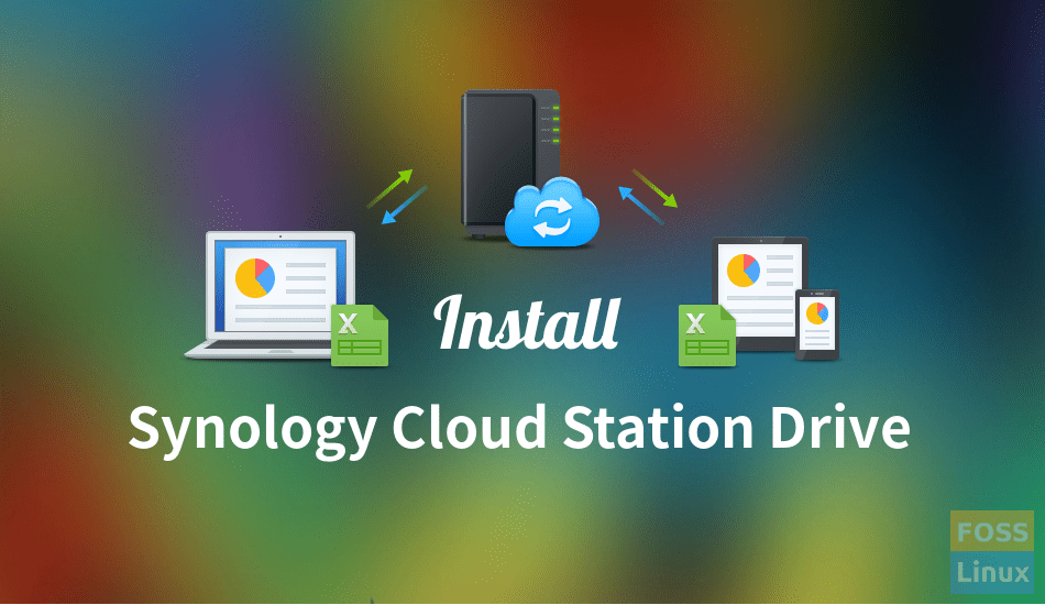 How to install Synology Cloud Station Drive in Solus - FOSS Linux