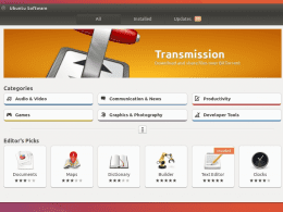 Ubuntu Software Center