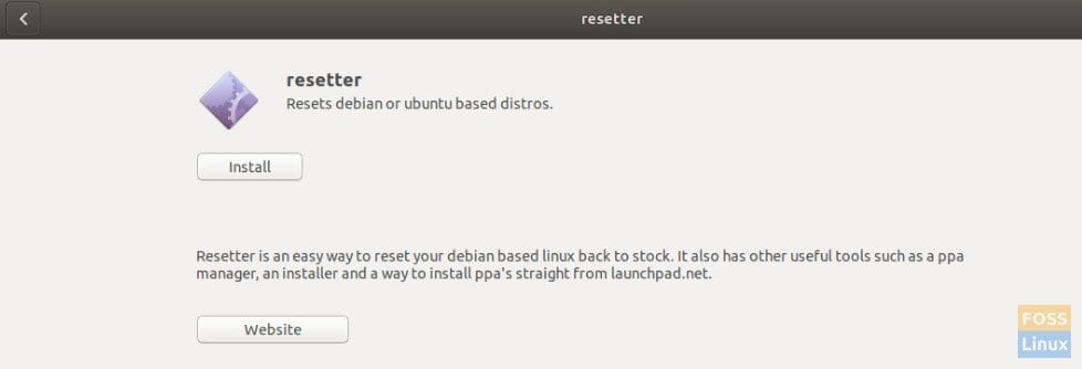 How to reset Ubuntu, Linux Mint settings to default without