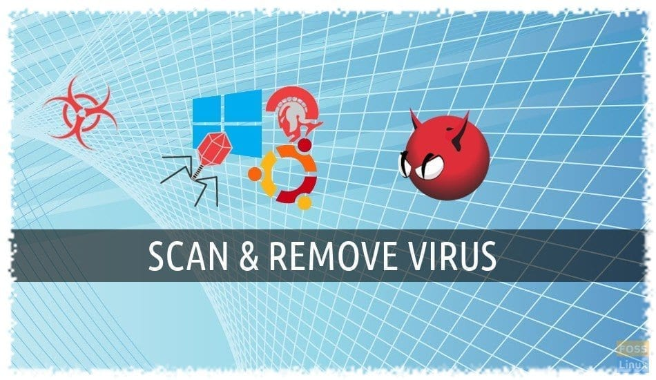 Scan and Remove Virus