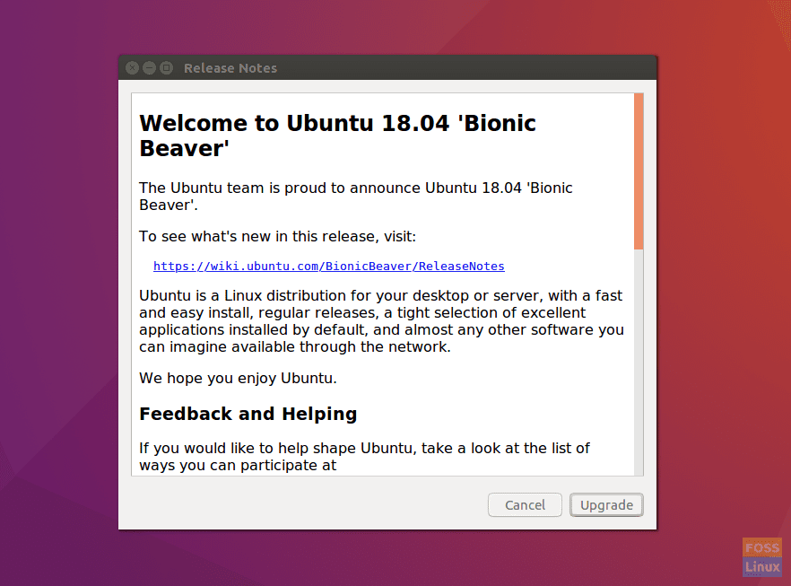 Welcome to Ubuntu 18.04