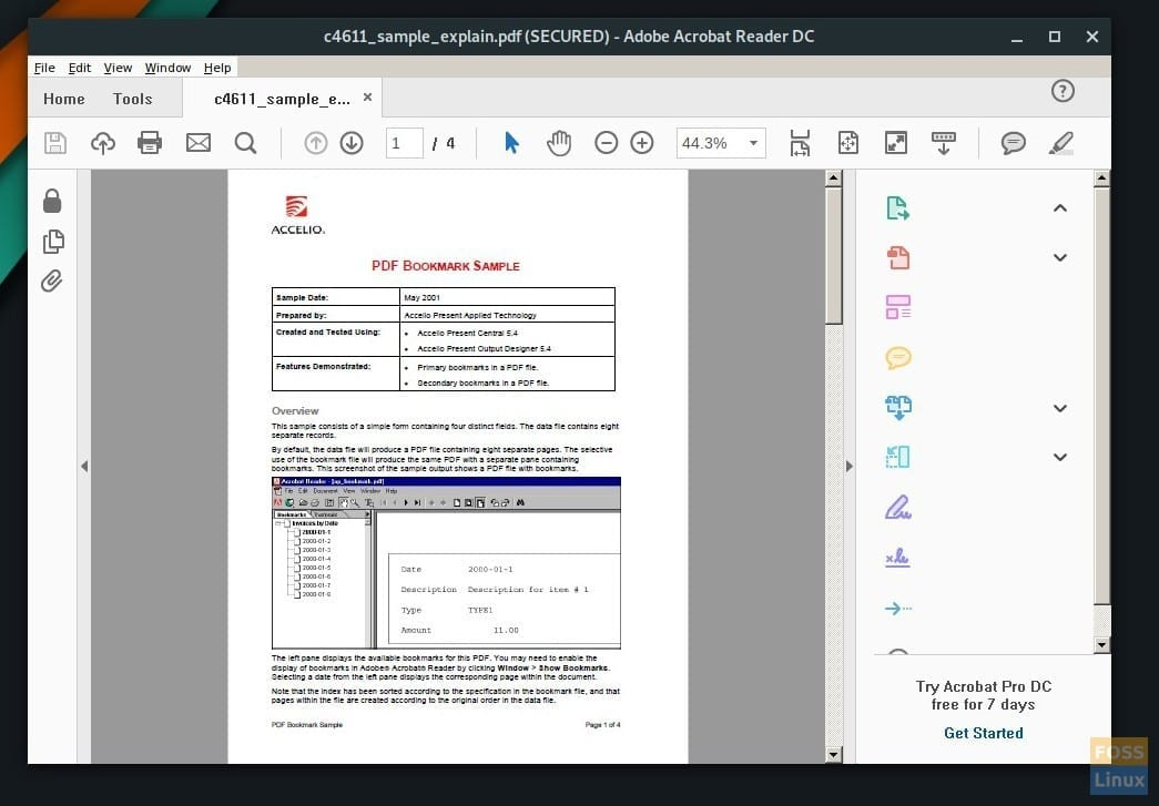 How to install Adobe Acrobat Reader in Manjaro and Arch Linux - FOSS