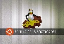 Editing Grub in Ubuntu