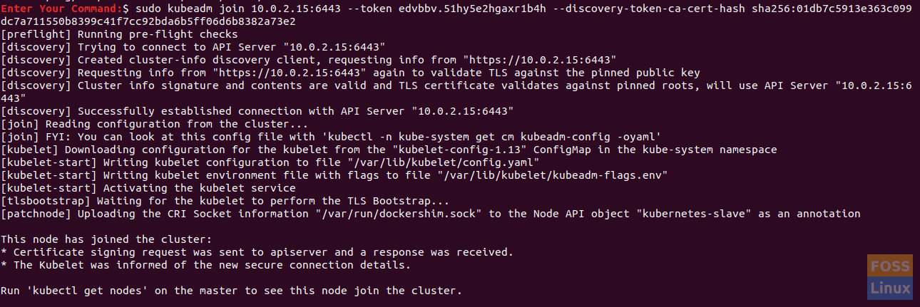 How to install & configure Kubernetes on Ubuntu | FOSS Linux