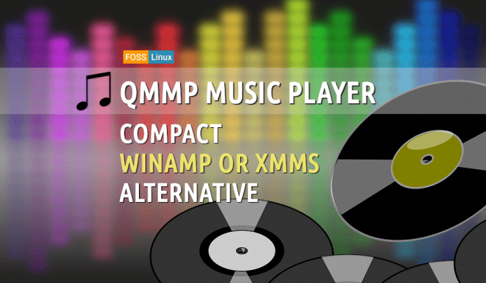 QMMP Music Player for Linux