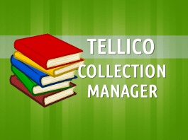 Tellico Collection Manager
