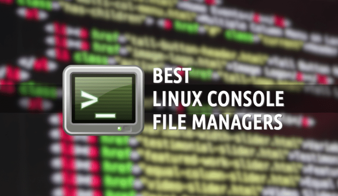 linux console file managers