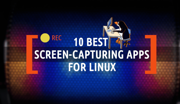 screen capturing apps for linux