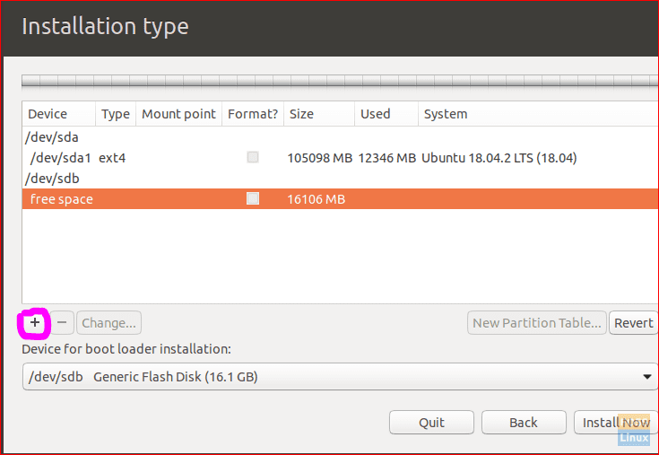 How to install a complete Ubuntu on a USB Flash Drive | FOSS