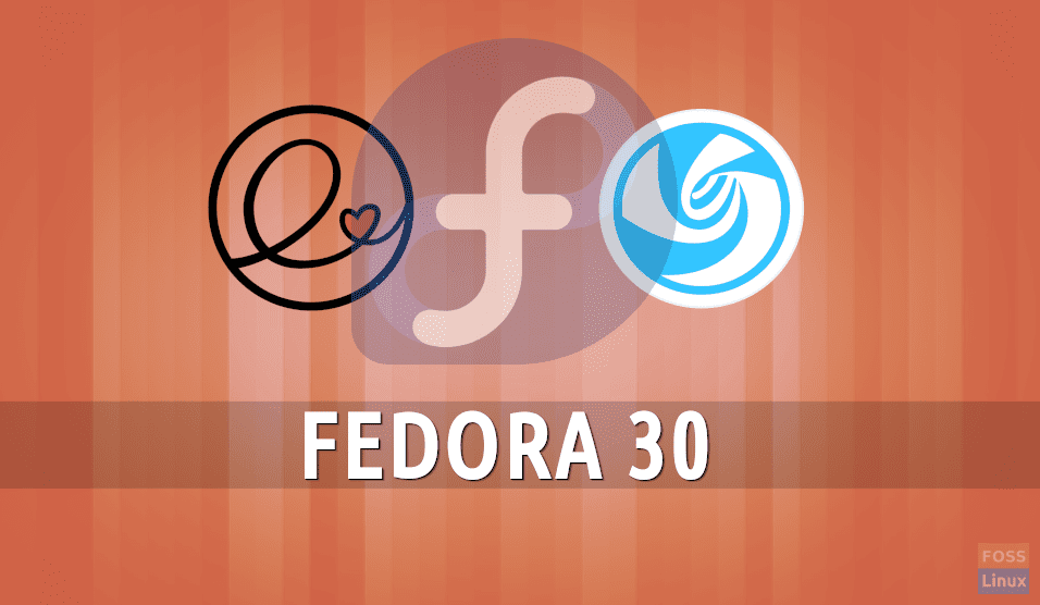 How to install Pantheon and Deepin DE on Fedora 30