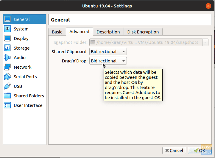 How to install VirtualBox and Guest Additions in Ubuntu