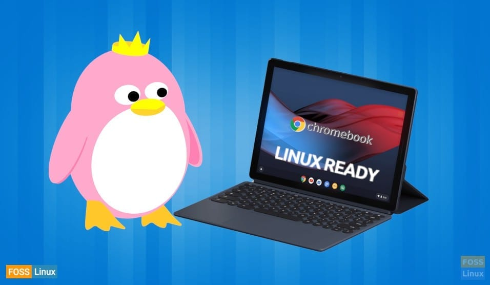 New Chromebooks starting this year will be Linux-ready