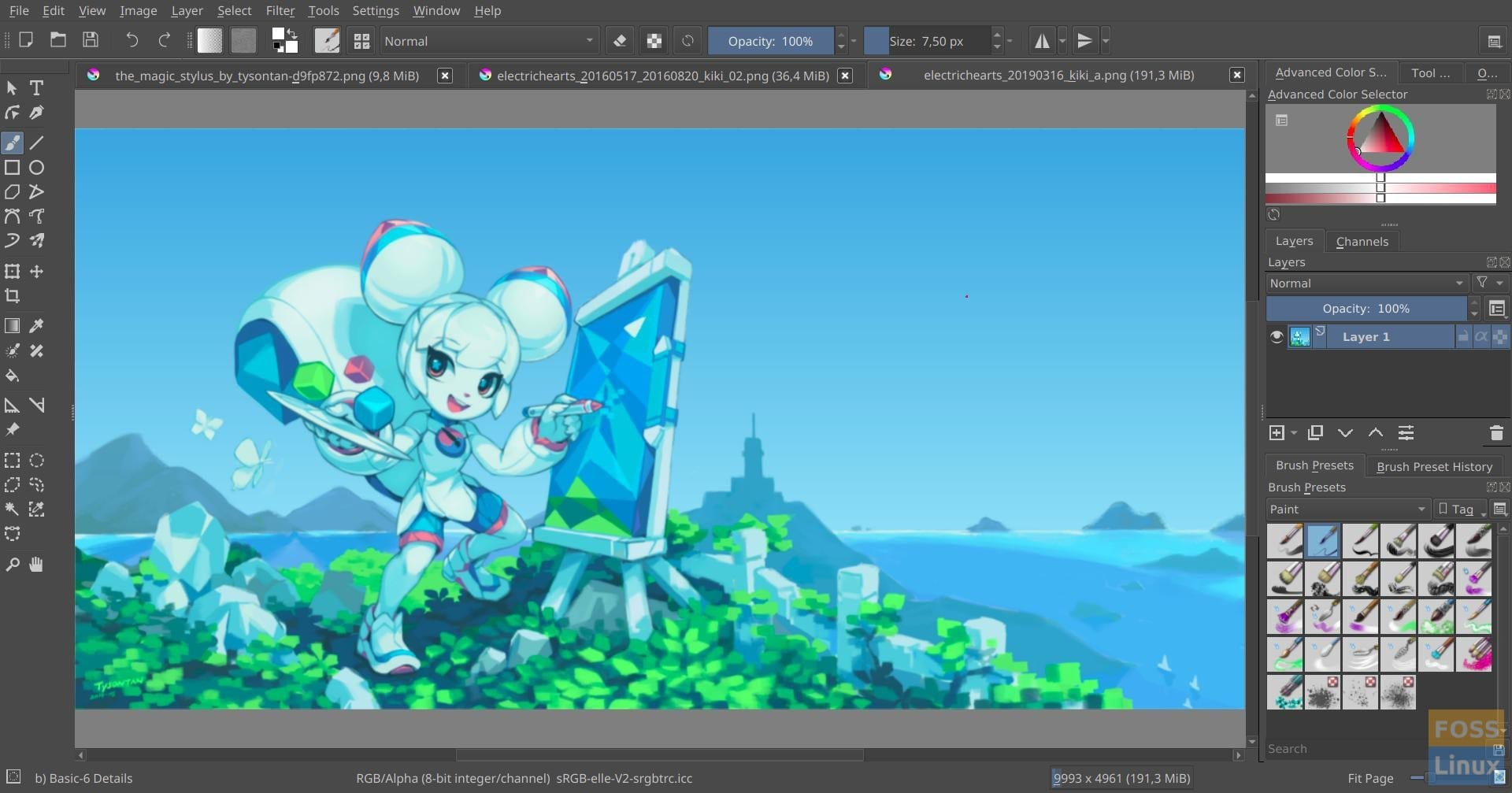 Krita 4 2 released, here are the exciting new features