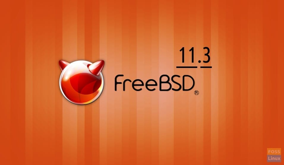 FreeBSD 11 3 officially released with enhancements and