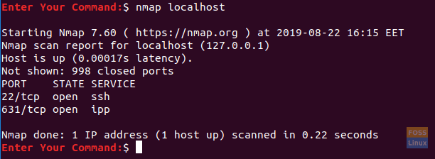 Check If ssh Port Is Opened Or Not