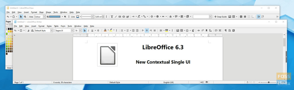 LibreOffice 6 3 released, here are the new features - FOSS Linux
