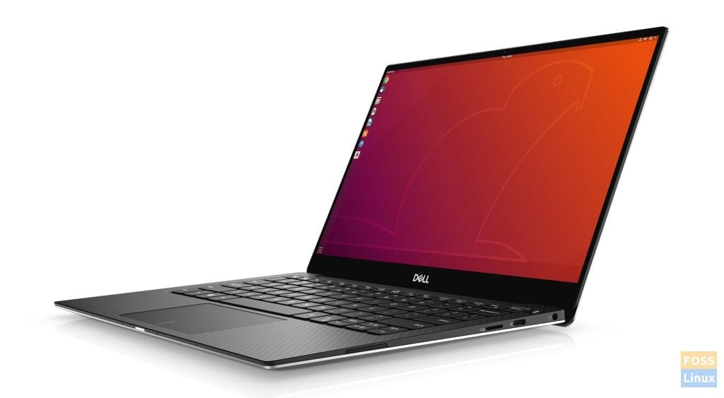 Dell XPS 7390 Developer Edition with Intel Comet Lake and