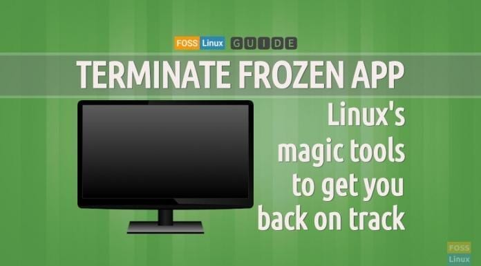 terminate frozen app
