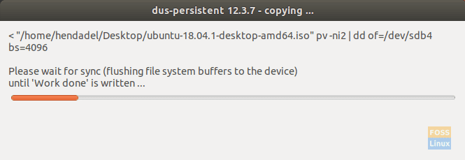 Flushing Your File System Buffer