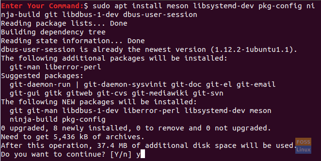 Install Required Dependencies