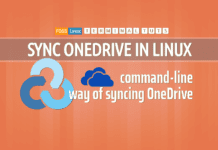 Sync OneDrive in Linux