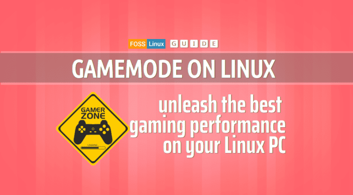 gamemode enable linux